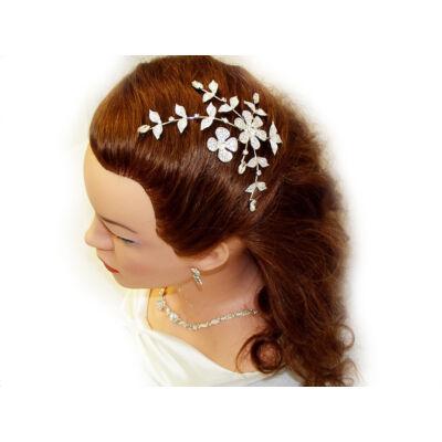 esküvői,menyasszonyi,hajdísz,hajfésű,ékszer,nagykereskedés,