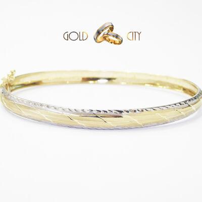 Sárga arany karperec az ékszer webáruházból-GoldCity-Ékszer-Webáruház
