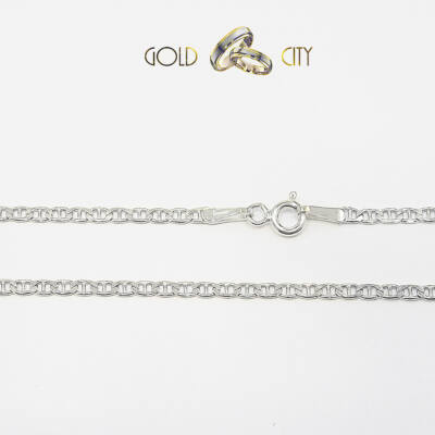 fehér arany nyaklánc az ékszer webáruházból-GoldCity-Ékszer-Webáruház