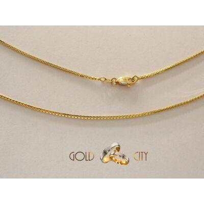 L-S-188 arany lánc