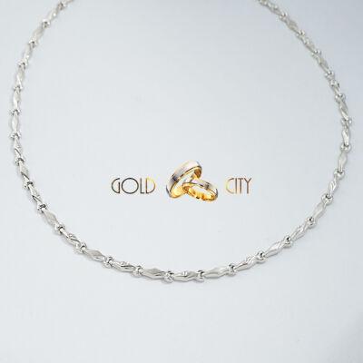 Fehér arany nyakék az ékszer webáruházból-GoldCity-Ékszer-Webáruház