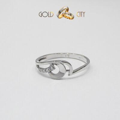 GY-F-2187 arany gyűrű méret 56