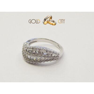 GY-F-350-női arany gyűrű
