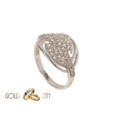 GY-F-420 női arany gyűrű méret 57