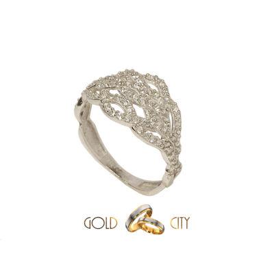 GY-F-728 arany gyűrű