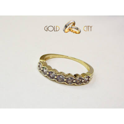 GY-S-1079 arany gyűrű
