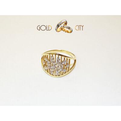 GY-S-1095 arany gyűrű