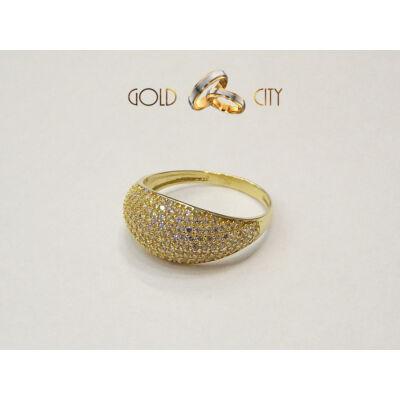 GY-S-1116 arany gyűrű
