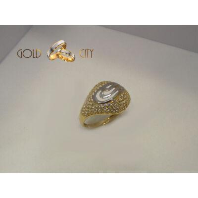 GY-S-1179 arany gyűrű