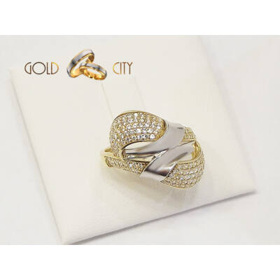 gyűrű, női gyűrű, arany gyűrű