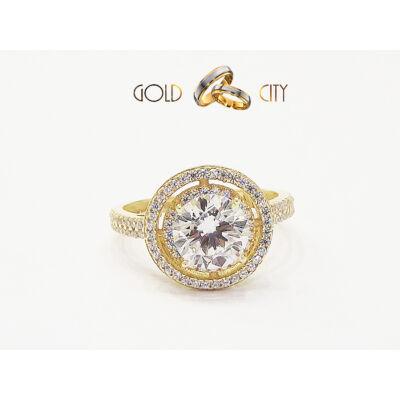 gyűrű, arany gyűrű, női gyűrű