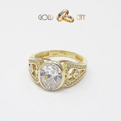 arany,női gyűrű