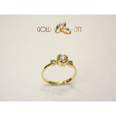 GY-S-323 női arany gyűrű