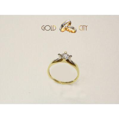 GY-S-435 női arany gyűrű