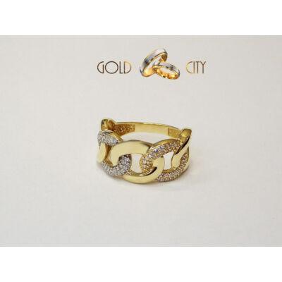 GY-S-799 arany gyűrű