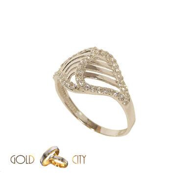 GY-F-139-női arany gyűrű