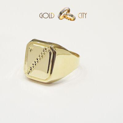 pecsétgyűrű,gyűrű, férfi gyűrű