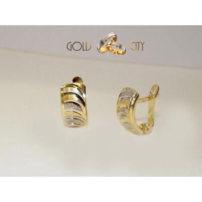 F-S-1576 arany fülbevaló