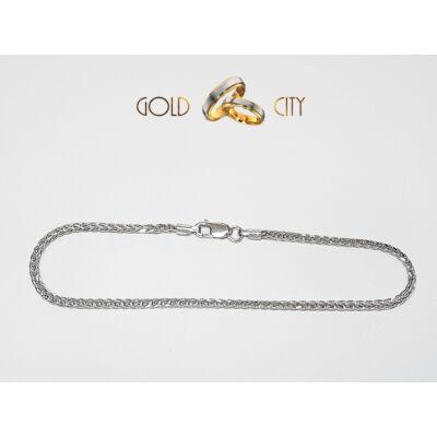 Fehér arany karkötő az ékszer webáruházból-GoldCity-Ékszer-Webáruház