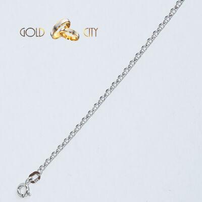 Fehér arany karlánc az ékszer webáruházból-GoldCity-Ékszer-Webáruház