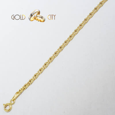 Sárga arany karlánc az ékszer webáruházból-GoldCity-Ékszer-Webáruház