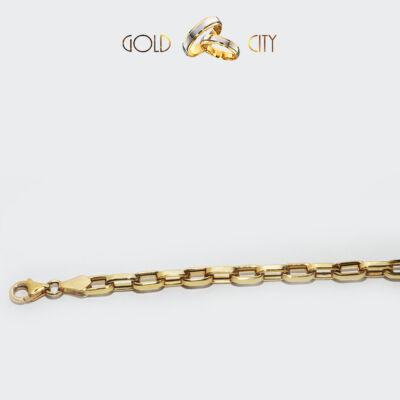 Sárga arany karkötő az ékszer webáruházból-GoldCity-Ékszer-Webáruház