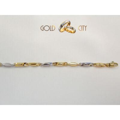 KL-S-479 arany karkötő