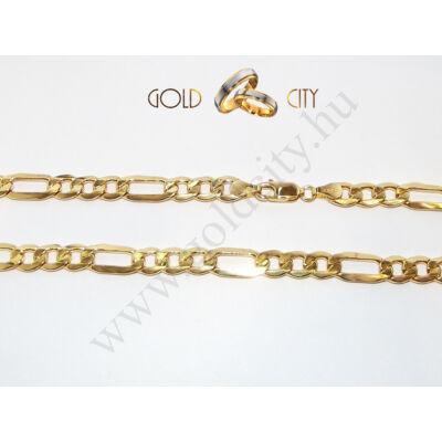 Sárga arany férfi nyaklánc az ékszer webáruházból-GoldCity-Ékszer-Webáruház