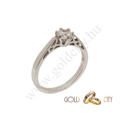 GY-F-1063 arany gyűrű