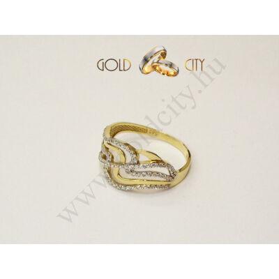 GY-S-1051 arany gyűrű