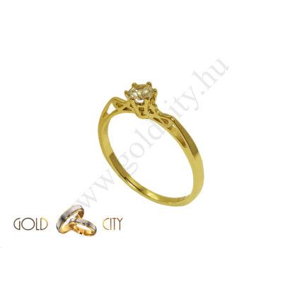 GY-S-1156 arany gyűrű