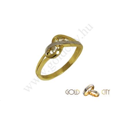 GY-S-1161 arany gyűrű