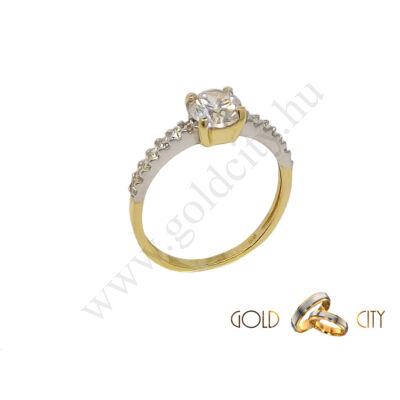 GY-S-576 arany gyűrű