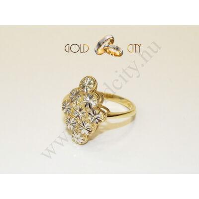GY-S-904 arany gyűrű