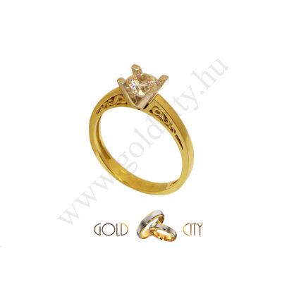 GY-S-932 arany gyűrű