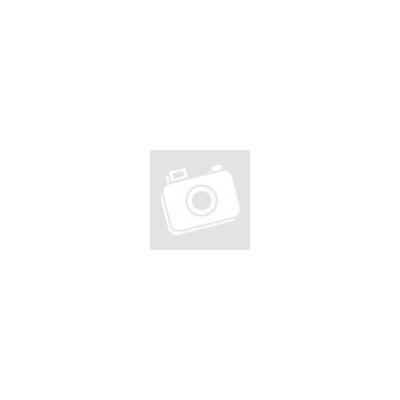 Csillogó véséssel díszített fehér arany  karikagyűrű.