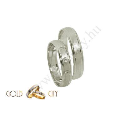 Karikagyűrű, jegygyűrű az ékszer webáruházból.