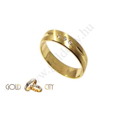 karikagyűrű,jegygyűrű,görögmintás,